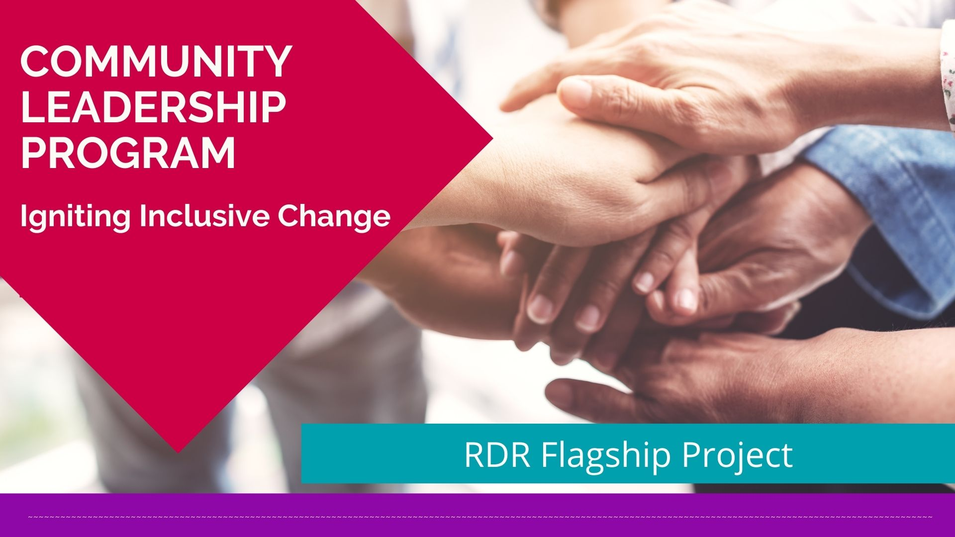 Community Leadership Program